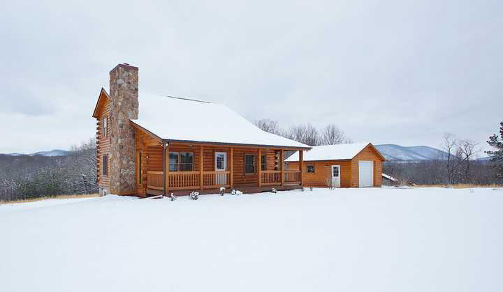Mountain retreat at 1887 Graves Bridge Road Sandy Level, VA 24161