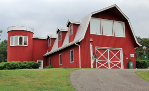 red barn plans