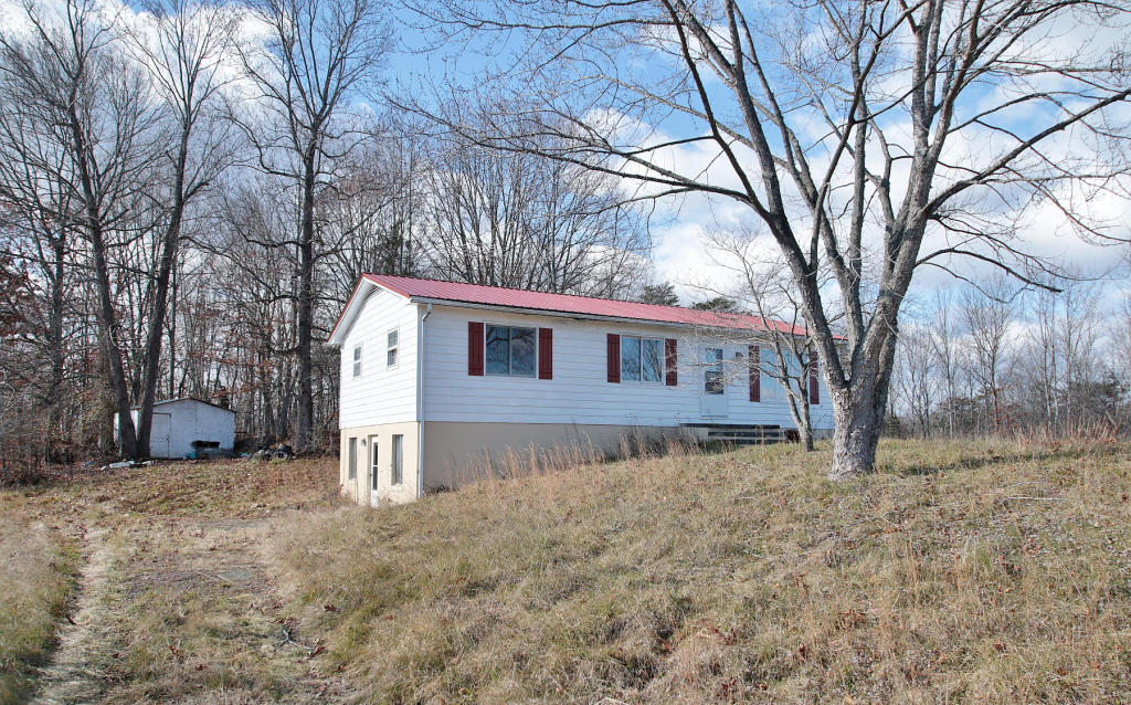 Great potential at 950 Foxfire Road Wirtz, VA 24184