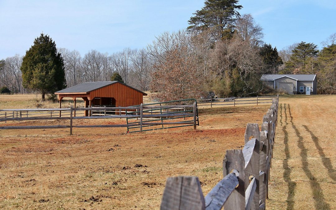 Equestrian Property at 0 Cedar Ridge Road Union Hall, VA 24176