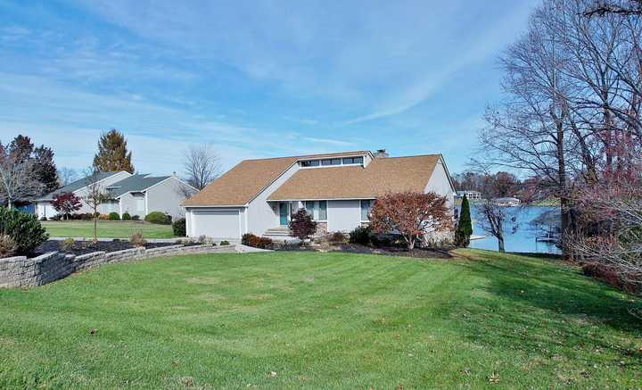 Extraordinary Lakefront Living at 2790 Waters Edge Drive Penhook VA, 24137