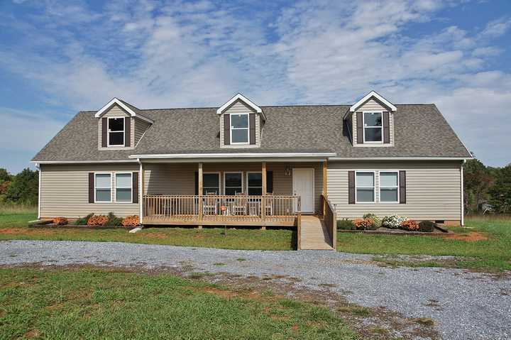 The Country Lifestyle Awaits- 4825 Deer View Rd Gretna, VA 24557- SOLD