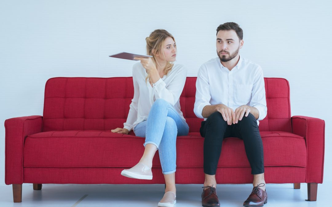 Three Common Arguments Couples Have When Buying a Home (and How to Avoid Them.)