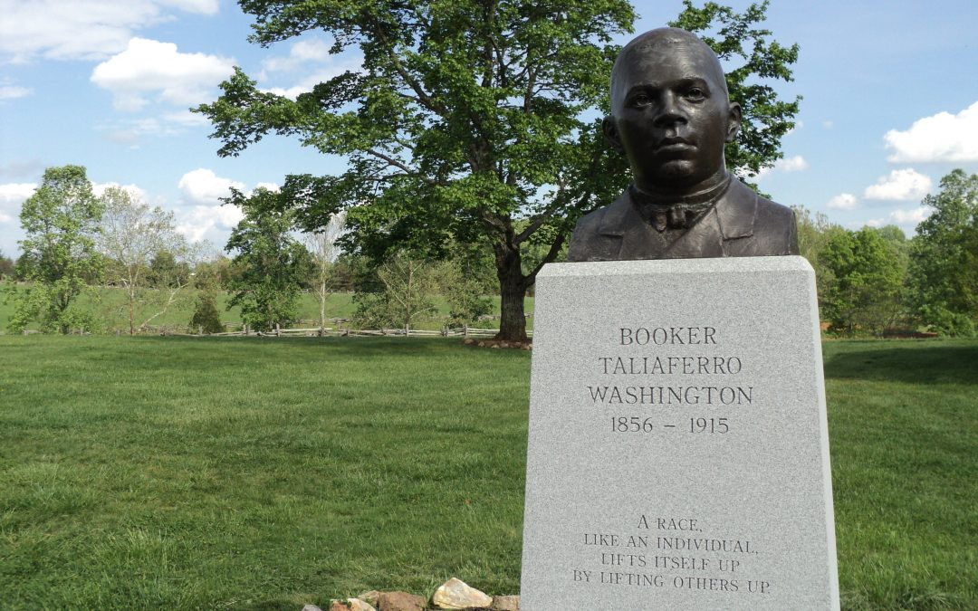 Take a Step Back Into History at the Booker T. Washington National Monument