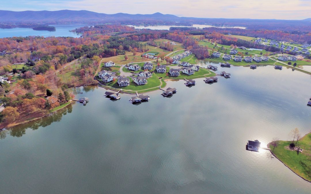 Owning Waterfront Property at Smith Mountain Lake