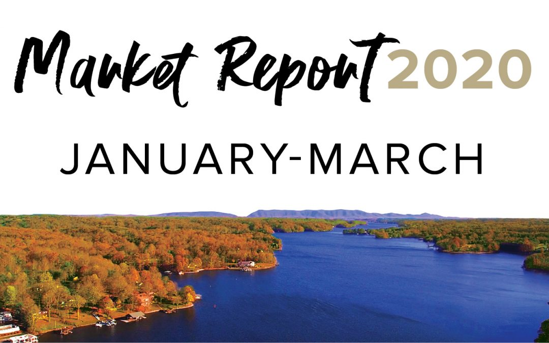 Smith Mountain Lake Market Report: Q1 2020