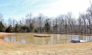 Relax by the pond at 0 Cedar Ridge Road Union Hall, VA 24176